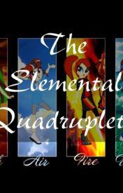The Elemental Quadruplets: An Avengers Fanfic by Pandy1031