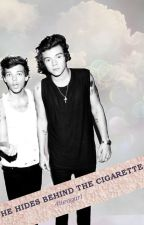 Behind the cigarette (Larry Stylinson) by 4liengurl