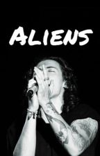 Aliens [Larry Stylinson] by CalumIsBlack