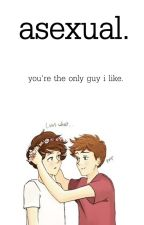 asexual ; stylinson. by mikeshxke