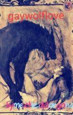 Gay wolf love by MichelleDragomir