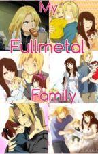 My fullmetal family|| Edward Elric x reader by cuddletaee