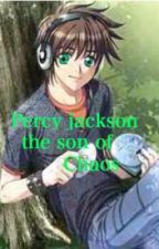 Percy Jackson: The Son of Chaos/ Book 1-Never Again  by DemigodInTraining