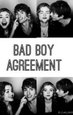 The Bad Boy Agreement by Geekly_Chic_