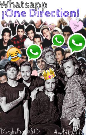 Whatsapp: ¡One Direction! by xAnaKitty1Dx