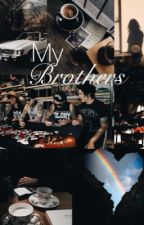 Pierce The Veil Are My Brothers by yikeskeIIin