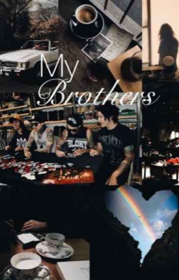 Pierce The Veil Are My Brothers