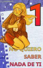 No Quiero Saber Nada De Ti - Fairy Tail  by m_montaalvo