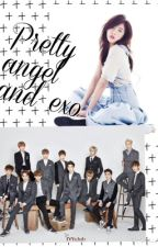 Pretty angel and EXO (exo Hyuna fanfic) by exowolf123