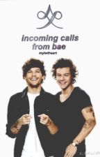 Incoming Calls From Bae >> Larry (sequel to Sexting who?) #wattys2015 by mylwtheart