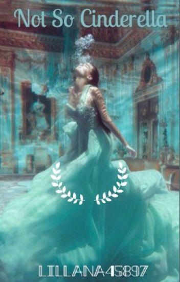 Not So Cinderella (Percy Jackson Fan Fiction)