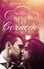 As surpresas do coração (Disponivel na amazon)  by JKMoreira