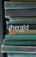 jherald // byun baekhyun by SimpleGirlLykMe