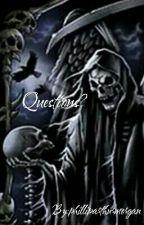 Questions? by philliparthurmorgan