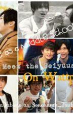 Life as a Middle Schooler *Meet the Seiyuus* by EKaTabiolo
