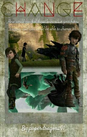 Change (HTTYD fanfic) - Chapter 4: Invisible and the great news