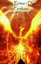Harry Potter i Dzieci Feniksa by Vicaa344