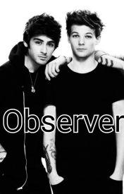 Observer~ Zouis by xxangelaslovexx