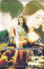 100th Day Anniversary by oikaquinas