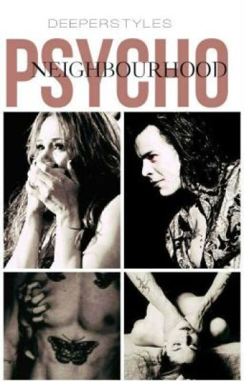 Neighbourhood Psycho ~ Harry Styles AU (Russian Translation)✔