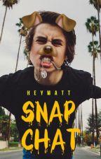 Snapchat -Nash Grier by Heymatt