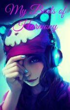 My Beats of Harmony by atlanteanYoru