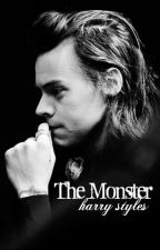 The Monster|| h.s. by 1slodkiewino1