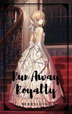 Run Away Royalty [Levi X Reader] by BerryLuv03
