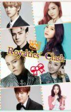 Royalties' Clash by itsjustine18