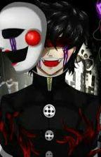 human!marionette x reader by izzy-slender