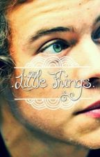 Little Things || H. S|| #Wattys2016 by FraViolet