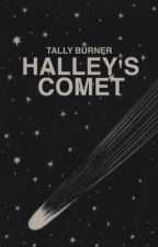 Halley's Comet by buffonia
