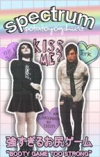 Spectrum (Frerard, Petekey) by babyspiders