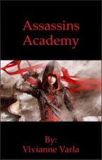 Assassins Academy by Jacedog