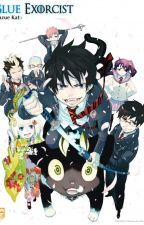 Blue Exorcist- Ein Dämon als Exorzist?! by CreepyChelly