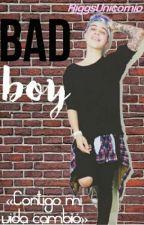 Bad Boy • Sam Pottorff by ChicaDeEthan