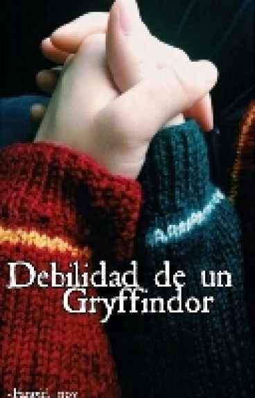 Debilidad de un Gryffindor (Harry Potter, Draco Malfoy y tu)