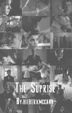 The Suprise( an justin bieber fanfic) by belieber_love01