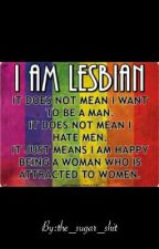6 types of lesbians you'll date before you die by the_sugar_sheet
