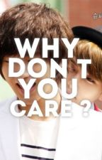 """Why don't you care?"" (Yewook) by alexandra2312"