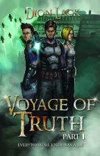 SciFi Voyage Of Truth #Wattys2016 by dionlack
