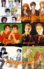 Demigods go to Hogwarts(Percy Jackson Fanfic)( Harry Potter Fanfic)[on hold] by misscambil