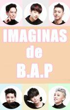 IMAGINAS DE B.A.P by PamelaSenSei