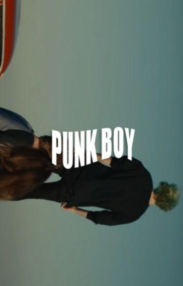 punk boy ✖ muke