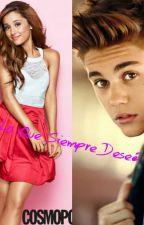 Lo Que Siempre Deseé   Ariana Grande Y Justin Bieber   by KenyaKatyCat19