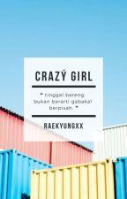crazy girl by agatharg