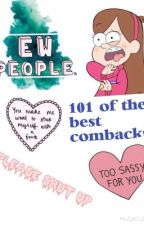 101 of the best Comebacks and Facts by macca-pacca