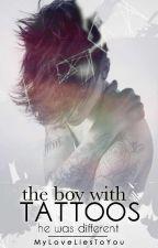The Boy With Tattoos by MyLoveLiesToYou