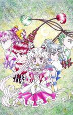 Sailor Moon: New Moon by AshweeSugar