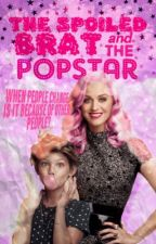 the Spoiled Brat and the Popstar ✾ Katy Perry by ragingwar